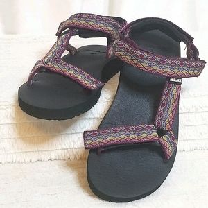 Merence Women's Sport Sandals (size 7)